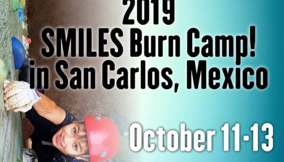 SMILES Burn Camp & Double Your Donation!