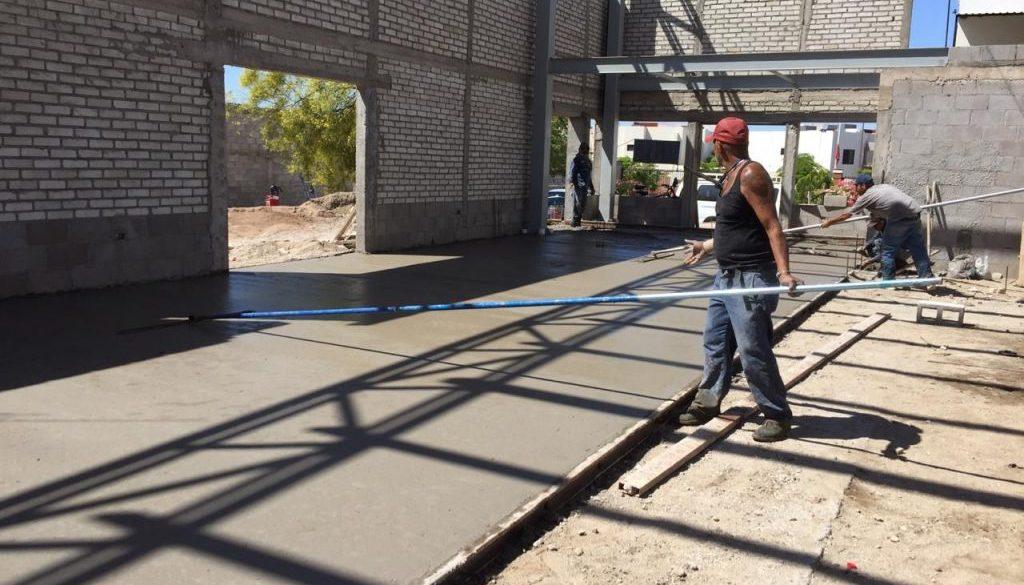 Arbol de Vida Church construction continues!